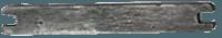 Calibration adjustment wrench