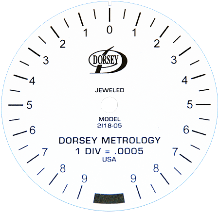 2I18-05 Dial Indicator