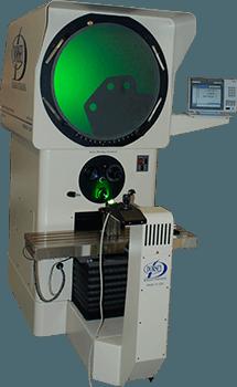 24P optical comparator