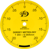 2I04-005mm Dial Indicator